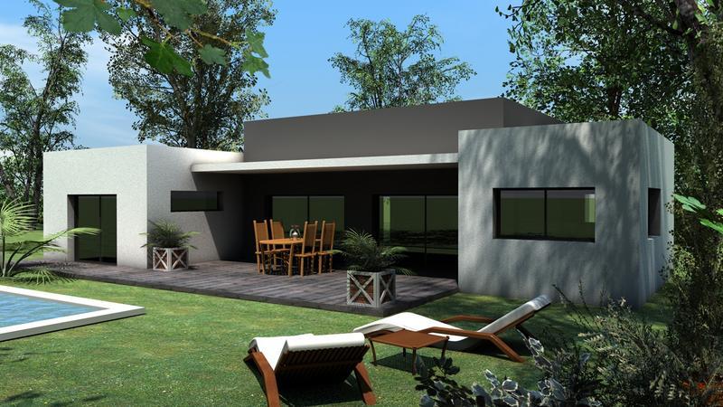 Plan construction maison 17