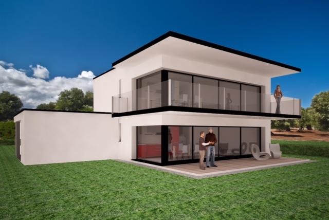 constructeur maison 2 appartements