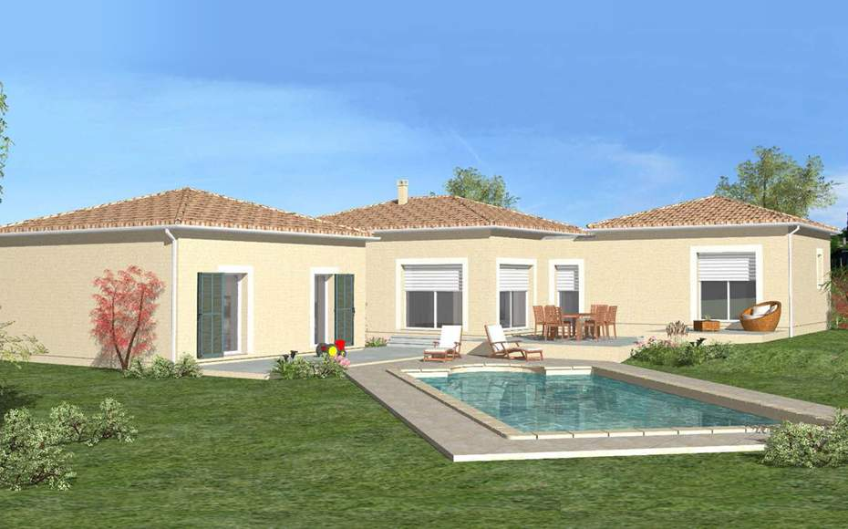 Constructeur maison 24000 for Maison copreco