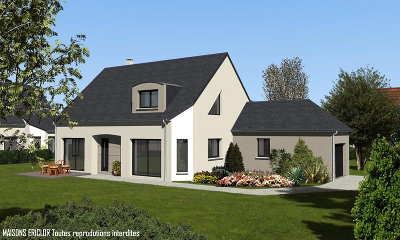 constructeur maison 4 chambres