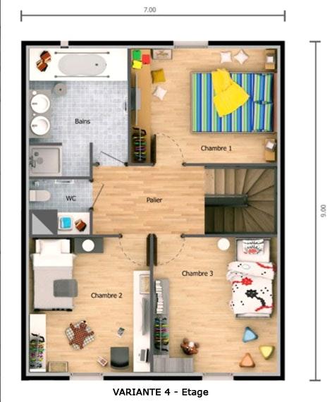 constructeur maison 50m2