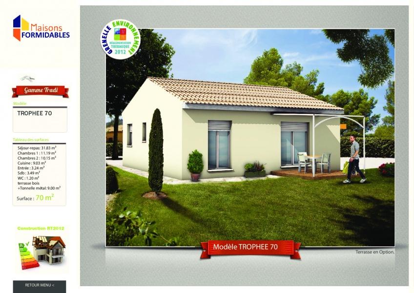 constructeur maison 70