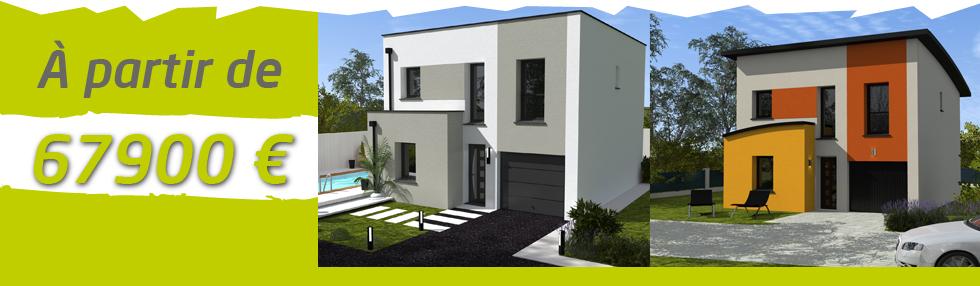 constructeur maison 72 pas cher