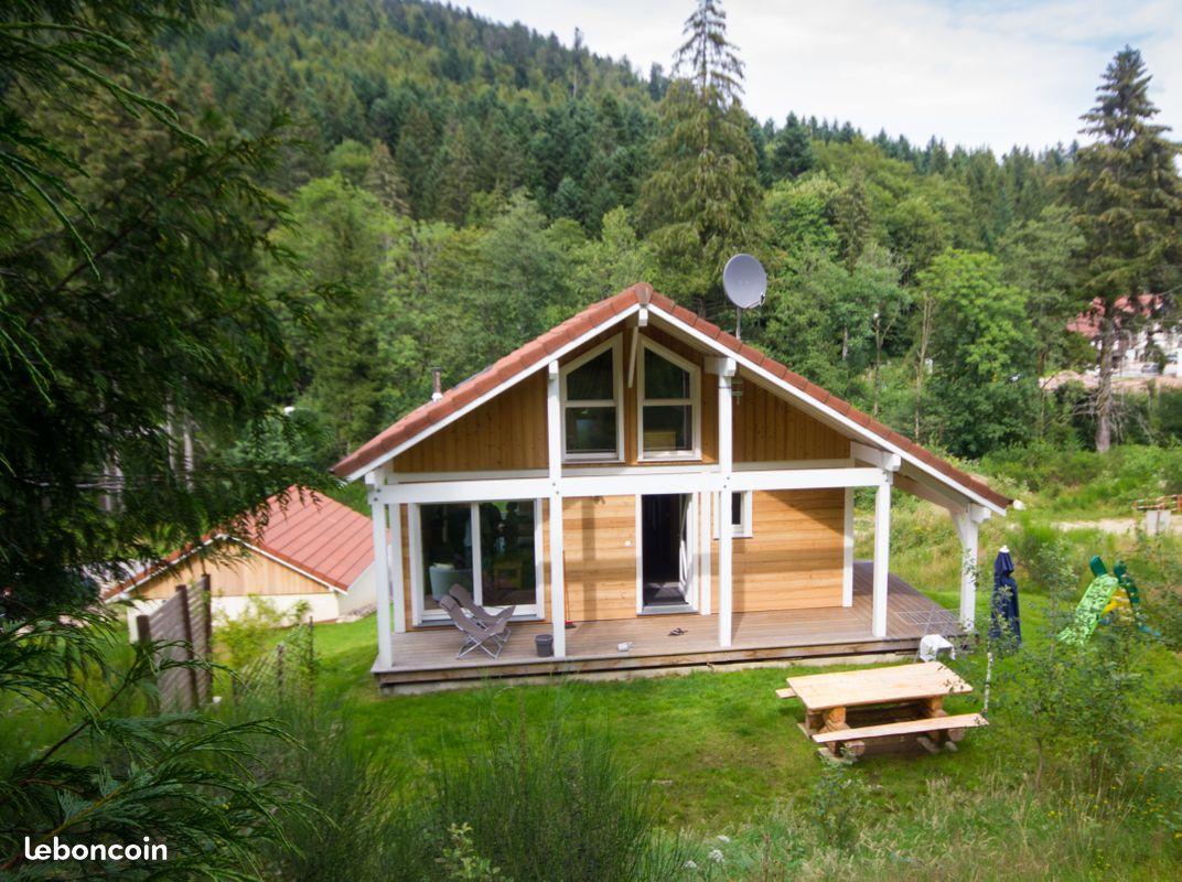 constructeur maison bois xonrupt longemer