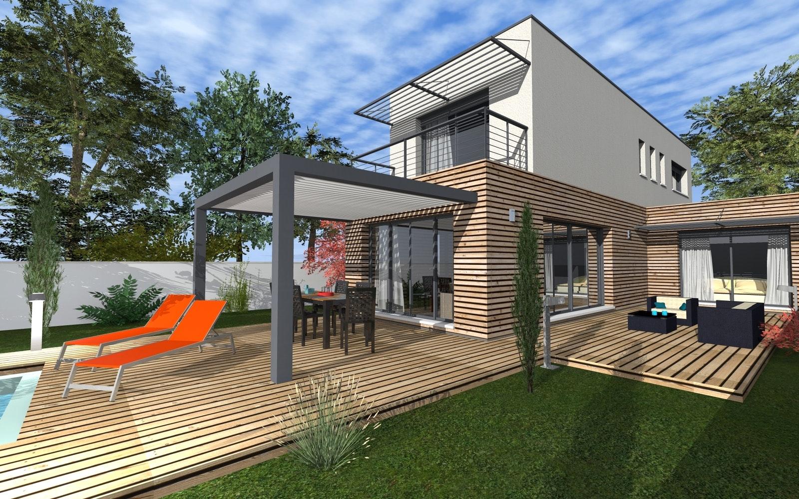 constructeur maison bois xonrupt