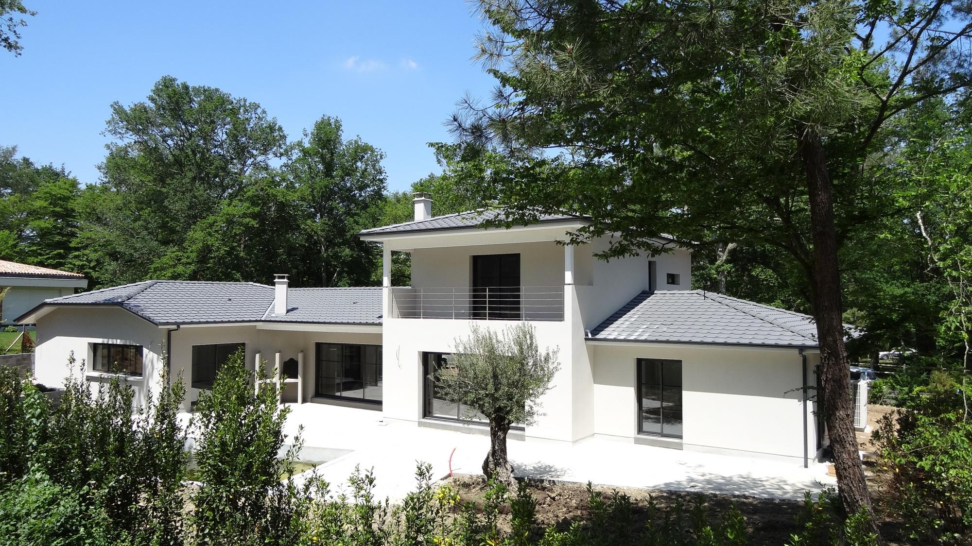 Constructeur maison bordeaux for Maison bordeaux