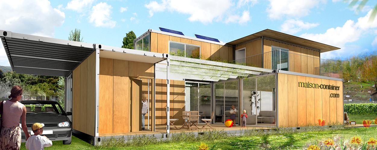 constructeur maison container. Black Bedroom Furniture Sets. Home Design Ideas