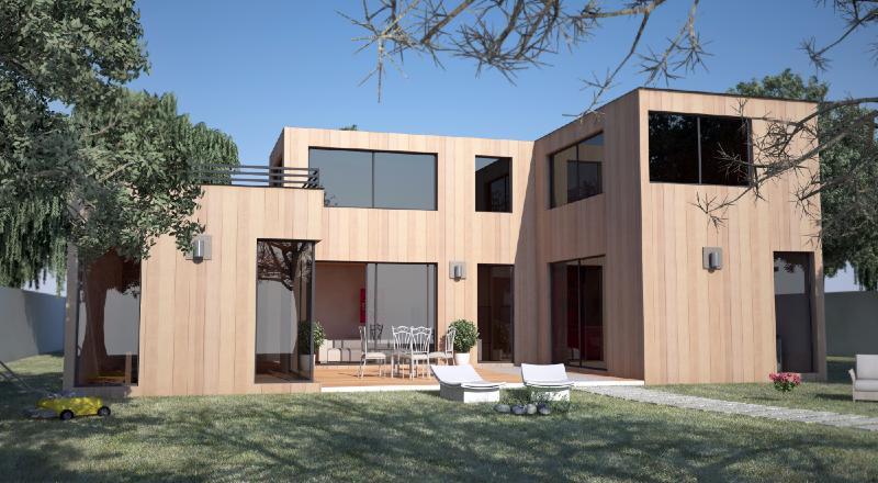constructeur maison contemporaine ile de france