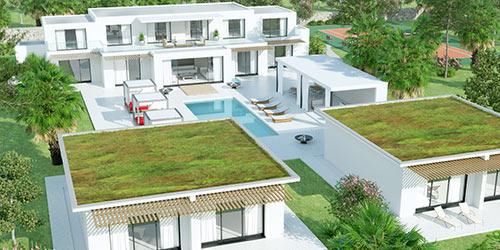 Constructeur maison de luxe - Maison contemporaine de luxe ...