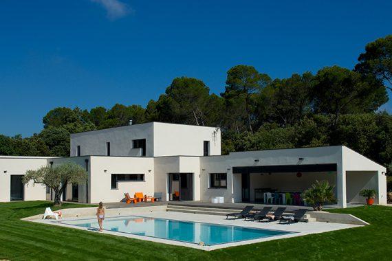 constructeur maison drome provencale