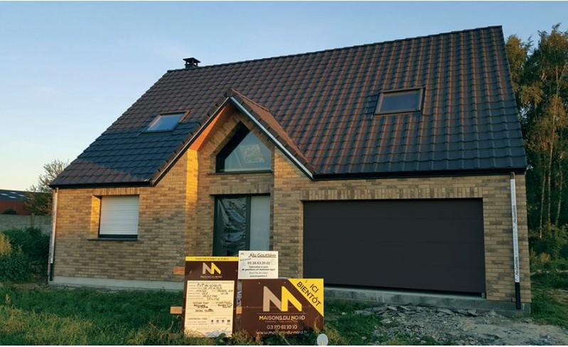 Constructeur maison du nord for Constructeur maison nord