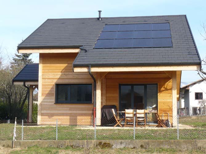 constructeur maison ecologique savoie