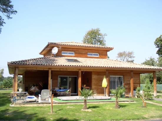 constructeur maison en bois gironde