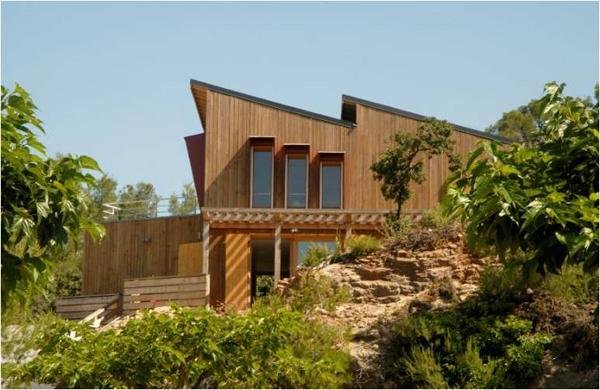 constructeur maison en bois paca