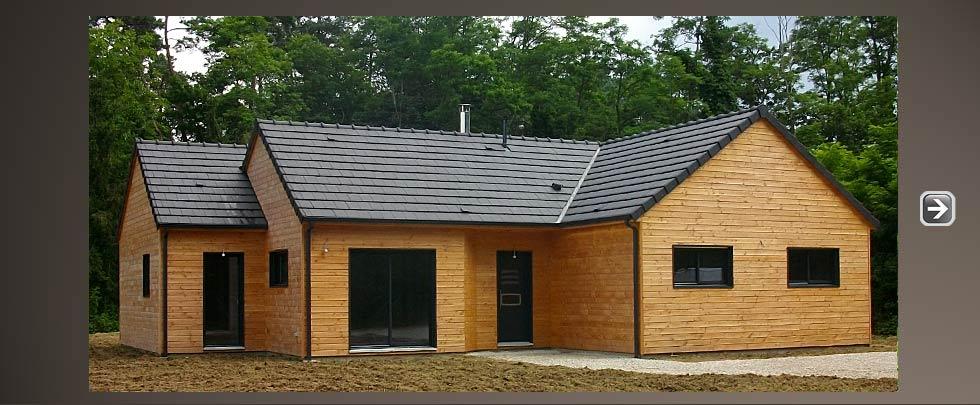 Constructeur maison en bois for Constructeur maison bois alsace