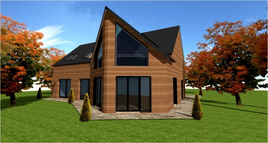 constructeur maison en kit