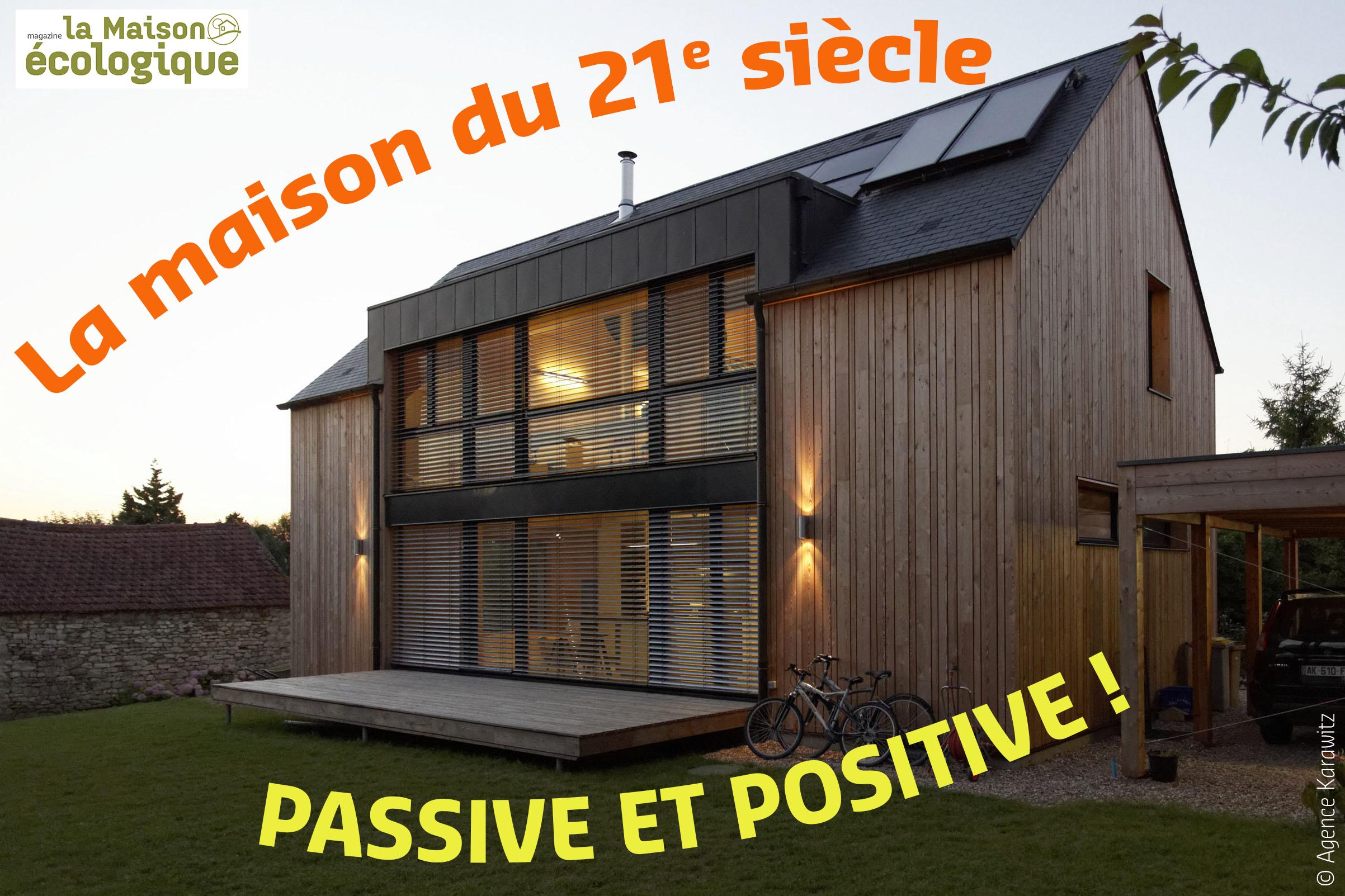 constructeur maison energie positive. Black Bedroom Furniture Sets. Home Design Ideas