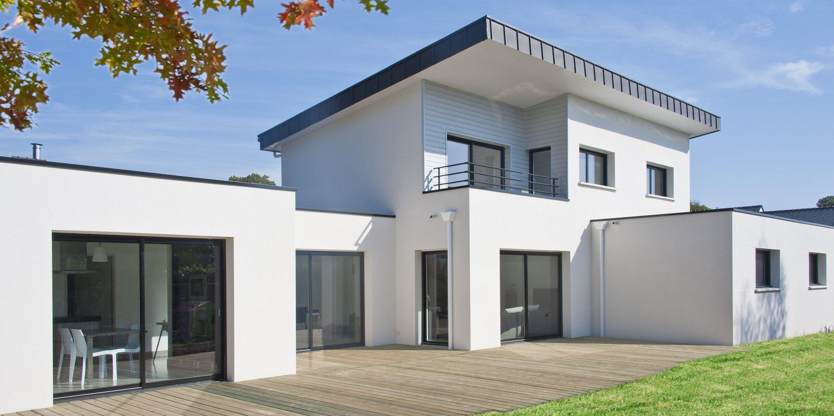 constructeur maison finistere pas cher