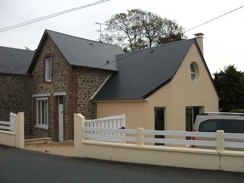 constructeur maison granville