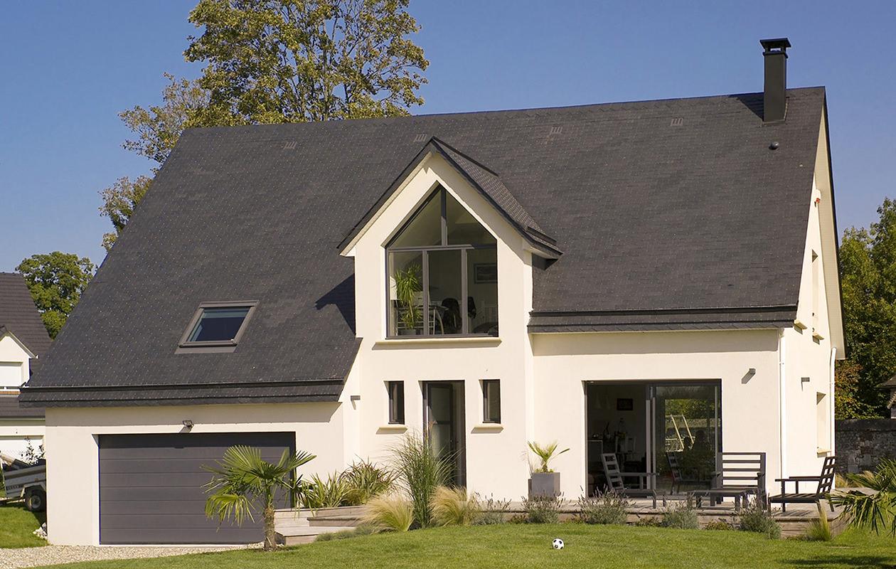 constructeur maison haute normandie
