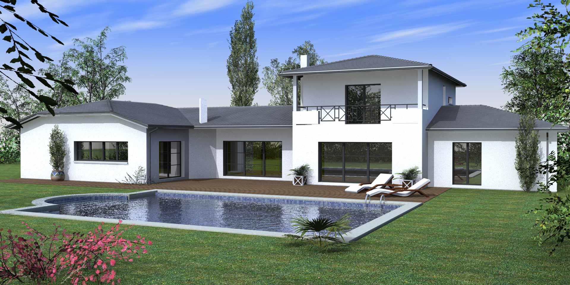 Constructeur maison individuelle bordeaux for Construction maison neuve bordeaux