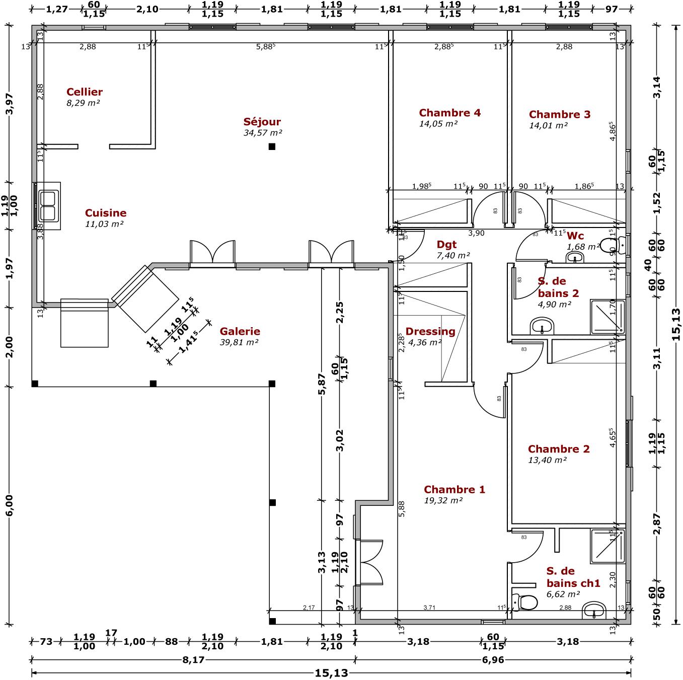 constructeur maison keops