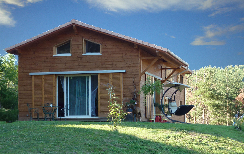 constructeur maison kit bois