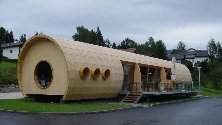 maison bois klh