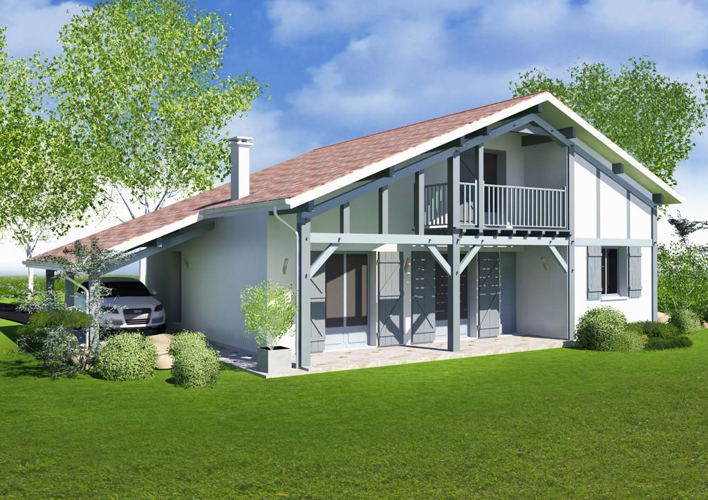 Constructeur maison landes for Construteur maison