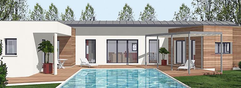 Constructeur maison landes for Villa a construire