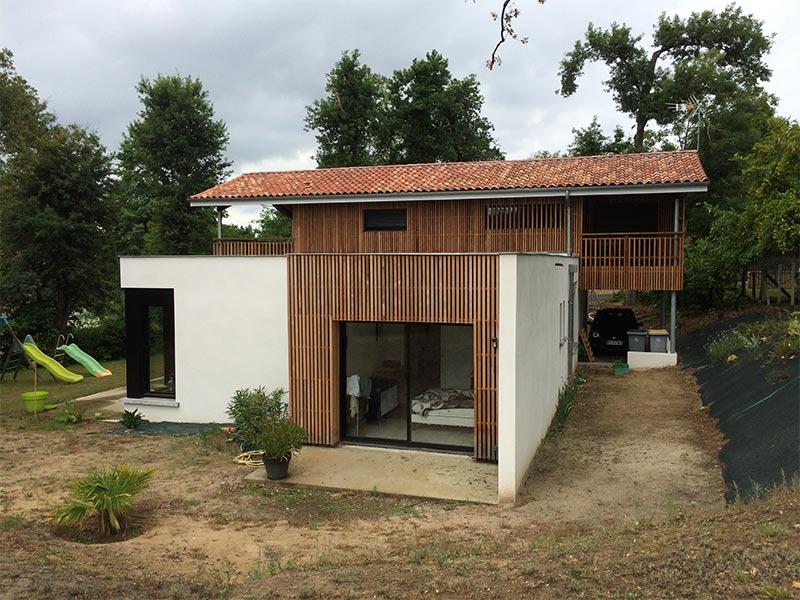 constructeur maison mont de marsan