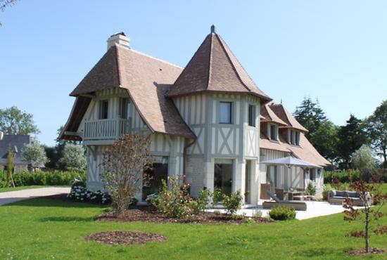 constructeur maison normande