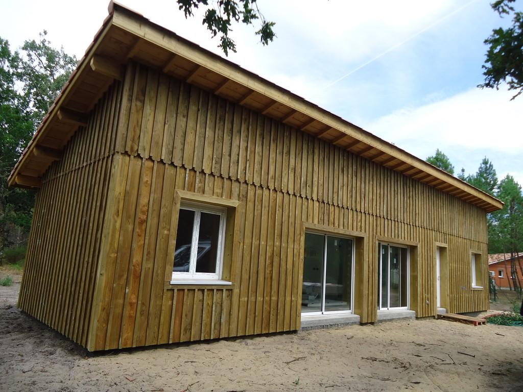 Constructeur maison ossature bois 04 for Constructeur ossature bois