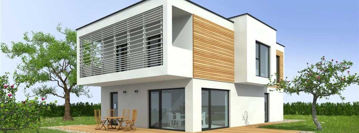 Constructeur maison ossature bois alsace for Constructeur ossature bois
