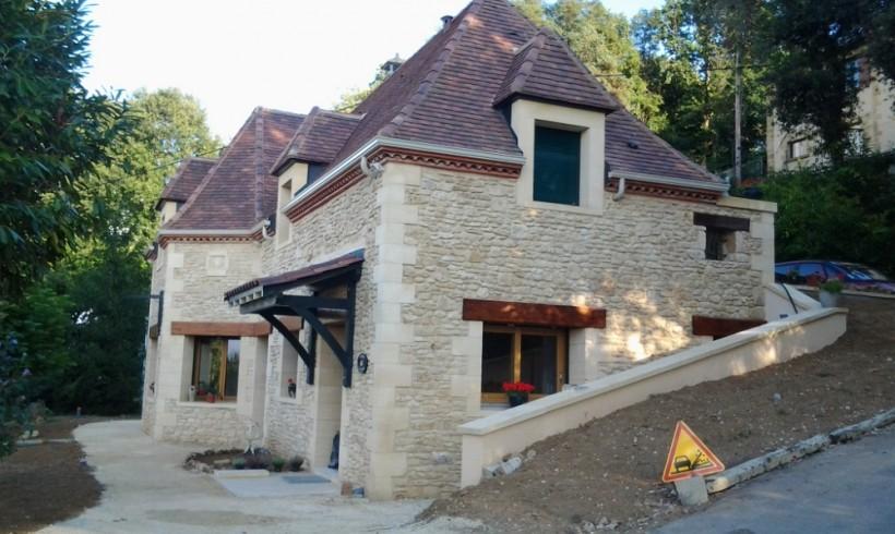 Constructeur maison perigourdine