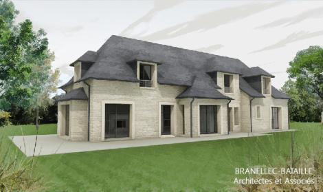 constructeur maison pierre