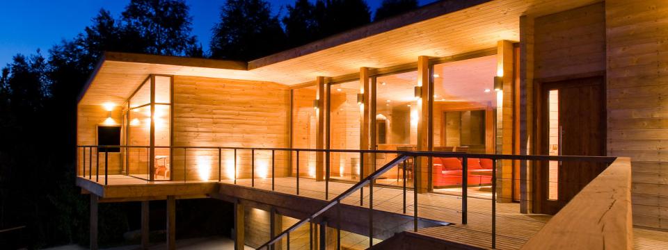 Constructeur maison quebecoise for Maison container belgique