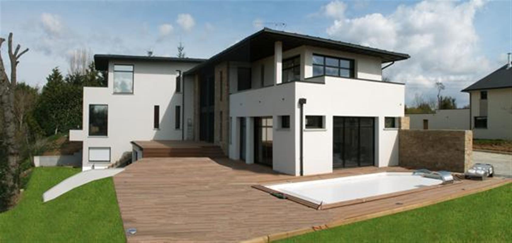 constructeur maison rennes architecte. Black Bedroom Furniture Sets. Home Design Ideas