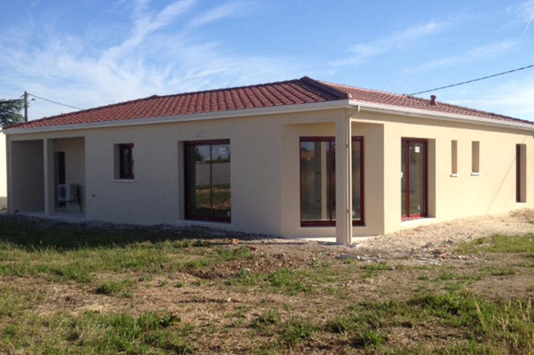 constructeur maison saintes