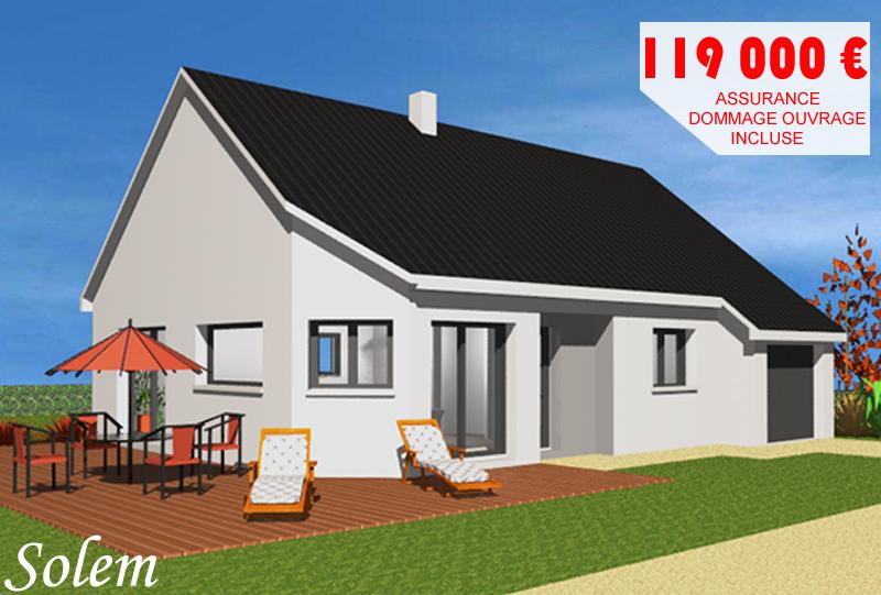 constructeur maison tarif
