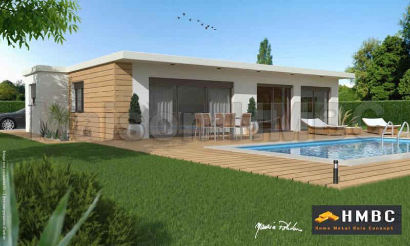 Constructeur maison toit plat rhone alpes - Constructeur maison moderne toit plat ...