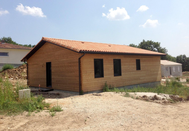 Constructeur maison yssingeaux for Constructeur ossature bois