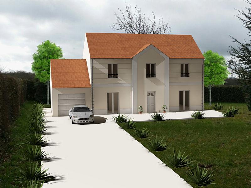 Constructeur maison yvelines for Constructeur maison moderne yvelines