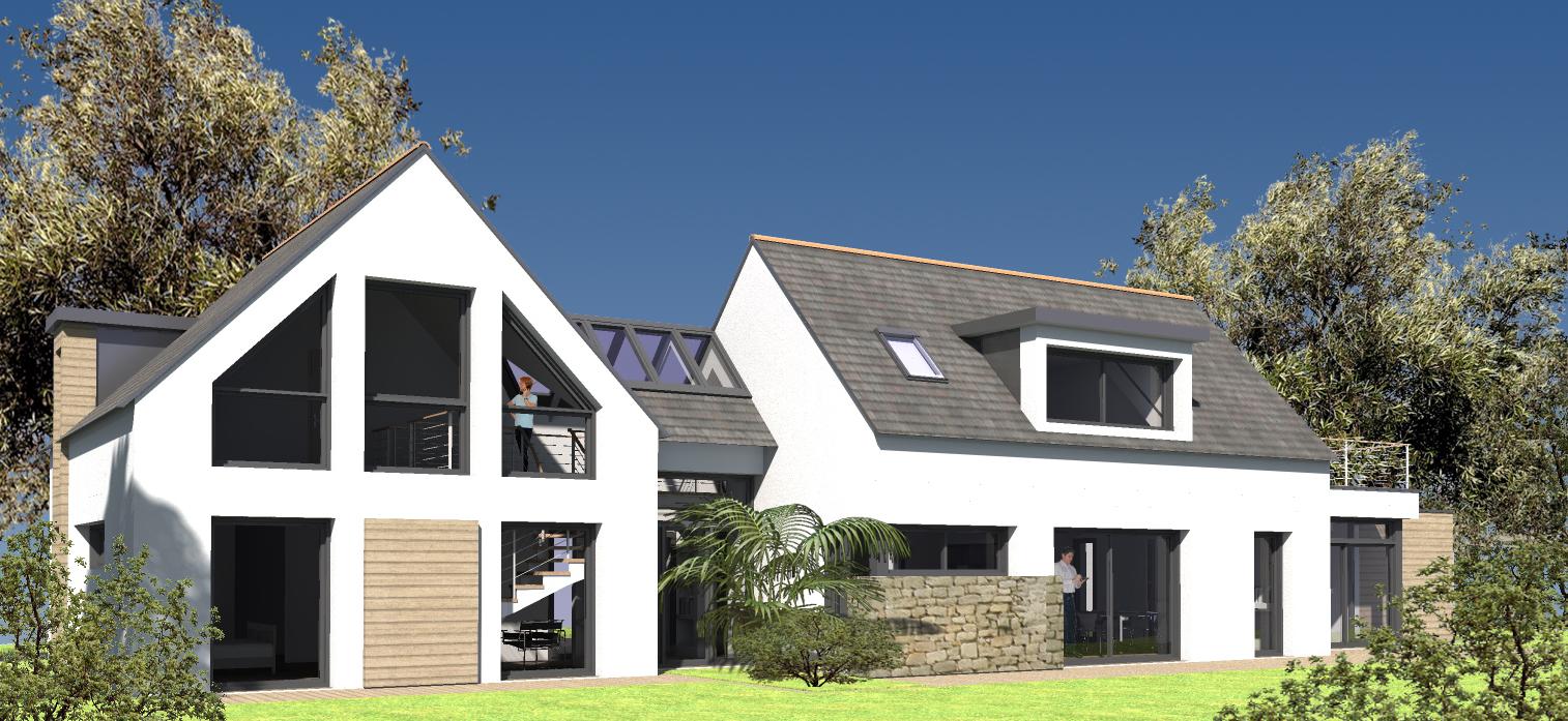 Constructeur maison for Constructeur maison individuelle