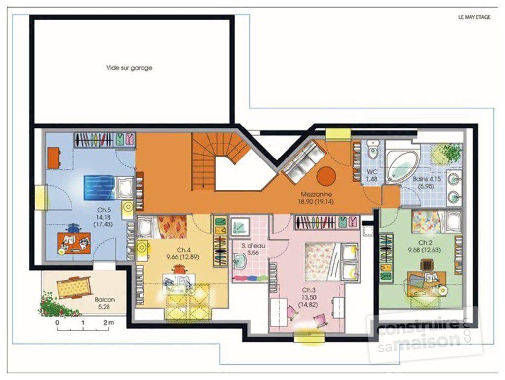 Maison Etage 200m2