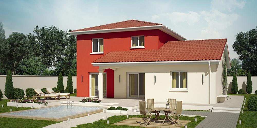 maison etage complet