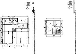 maison etage partiel plan