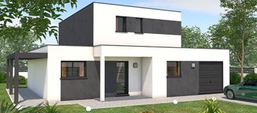maison etage sans garage. Black Bedroom Furniture Sets. Home Design Ideas