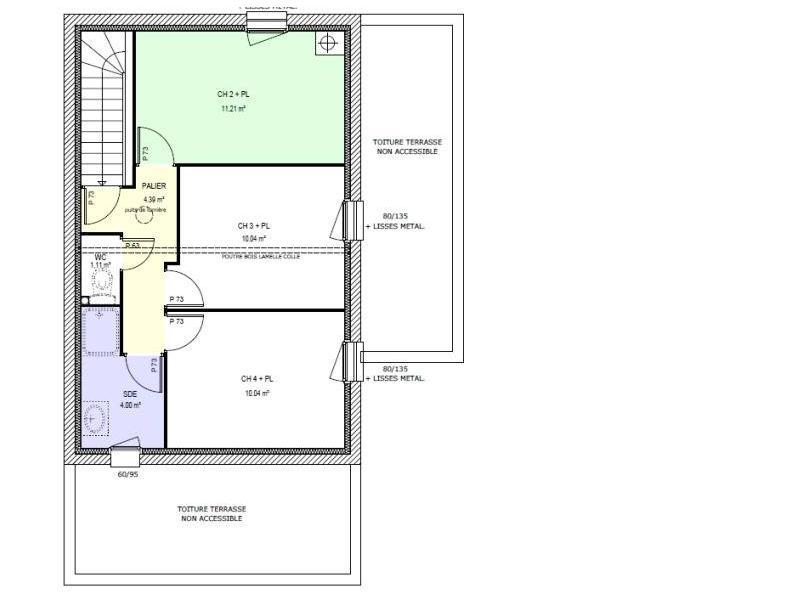 maison etage sans garage
