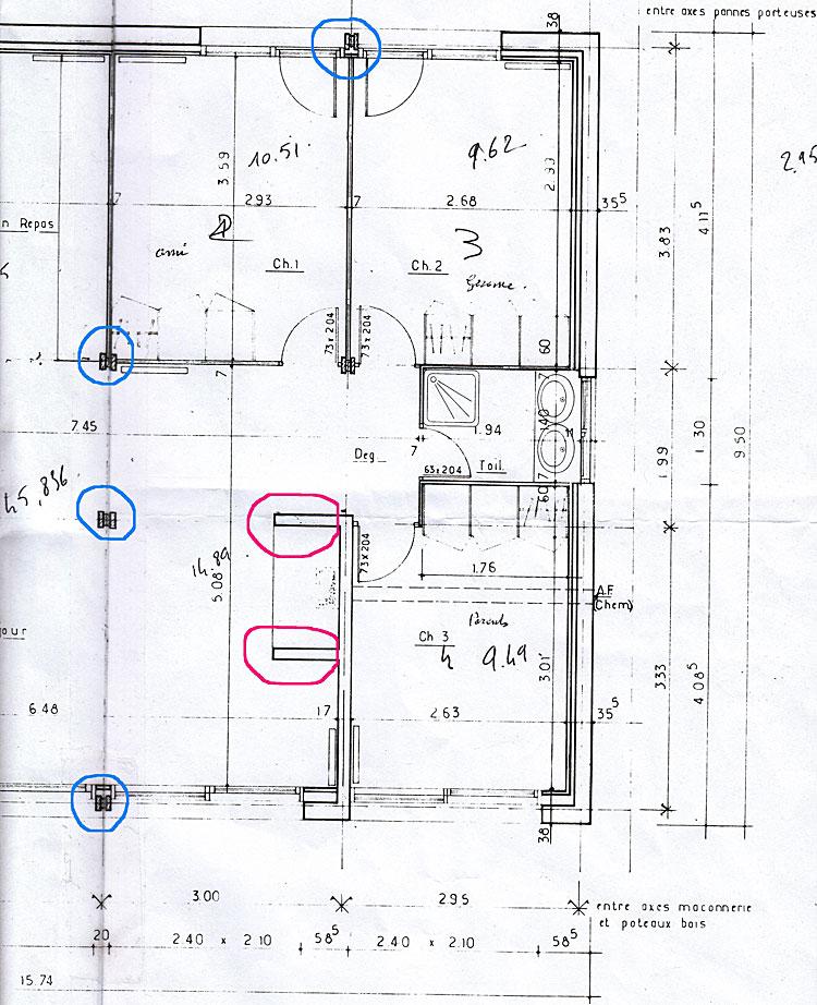maison etage sans mur porteur. Black Bedroom Furniture Sets. Home Design Ideas